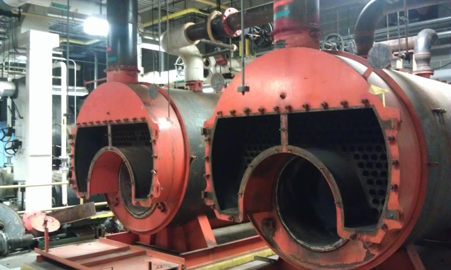 USPS Boiler