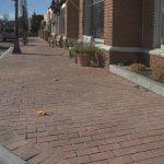 Pavers by Genest Transform Main Street Sidewalks