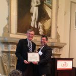 Glenn Kingsbury Honored as Chairman of NECA AEI  Conference in Chicago