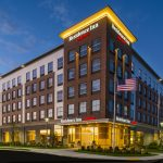 Residence Inn by Marriott Awarded LEED Gold