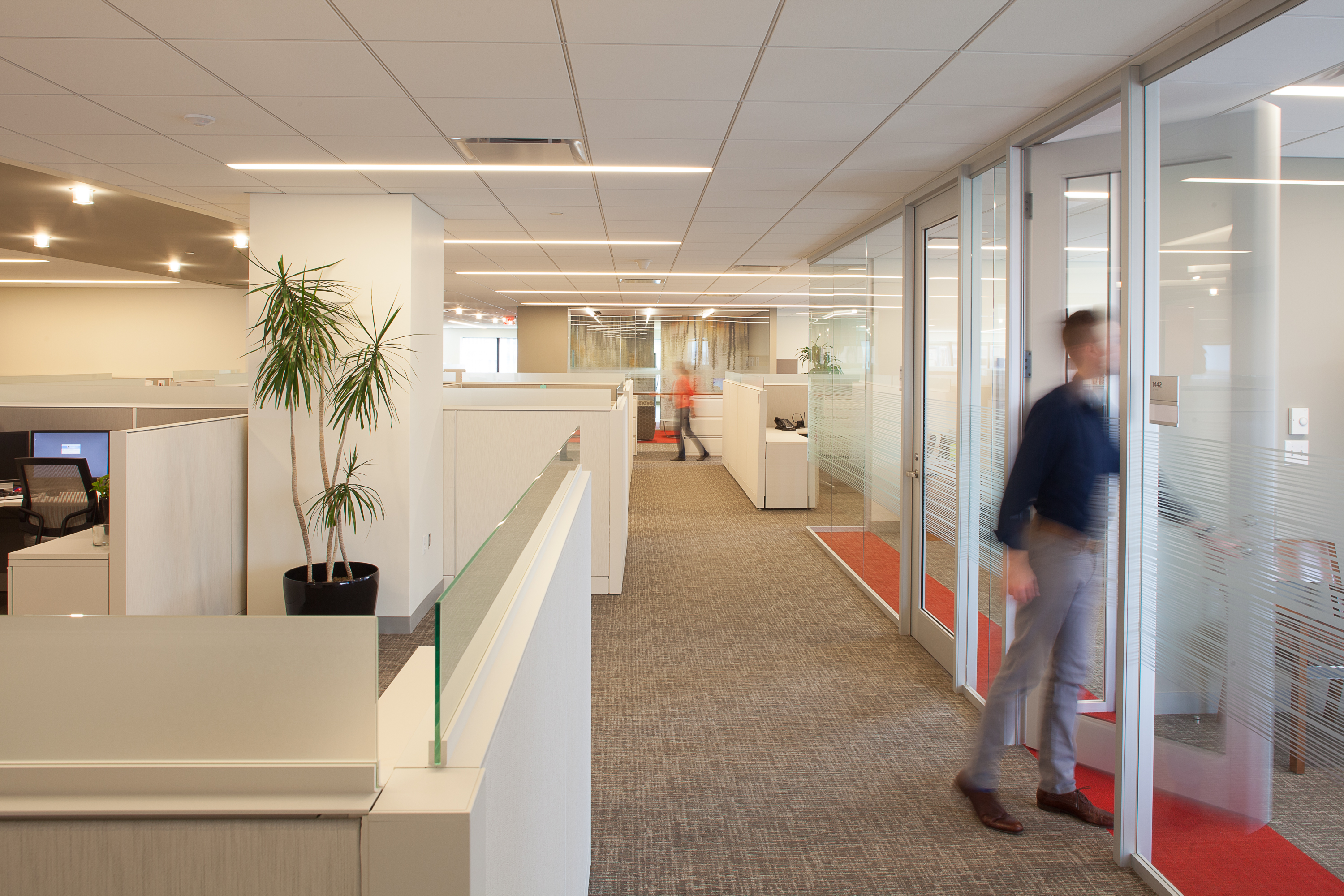 Veolia Office Achieves Leed Gold High Profile High Profile