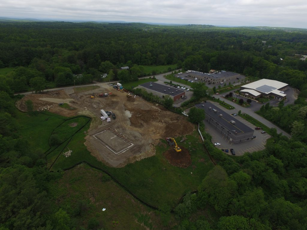 Construction Begins On Freedom Alley Facility High