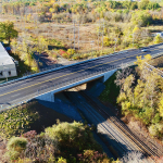 O&G Completes Route 175 Bridge In Newington