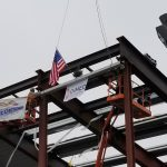 Dimeo Tops Off Providence College Project
