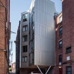 Boston Residence Wins Top Honors from Metal Construction Association