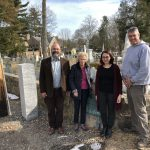 Design Team Selected for Old Village Cemetery Renovation