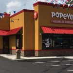 Conn. Popeye's La. Kitchen Sold
