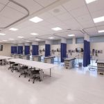 Yale's New Simulation Lab for Nursing Completed