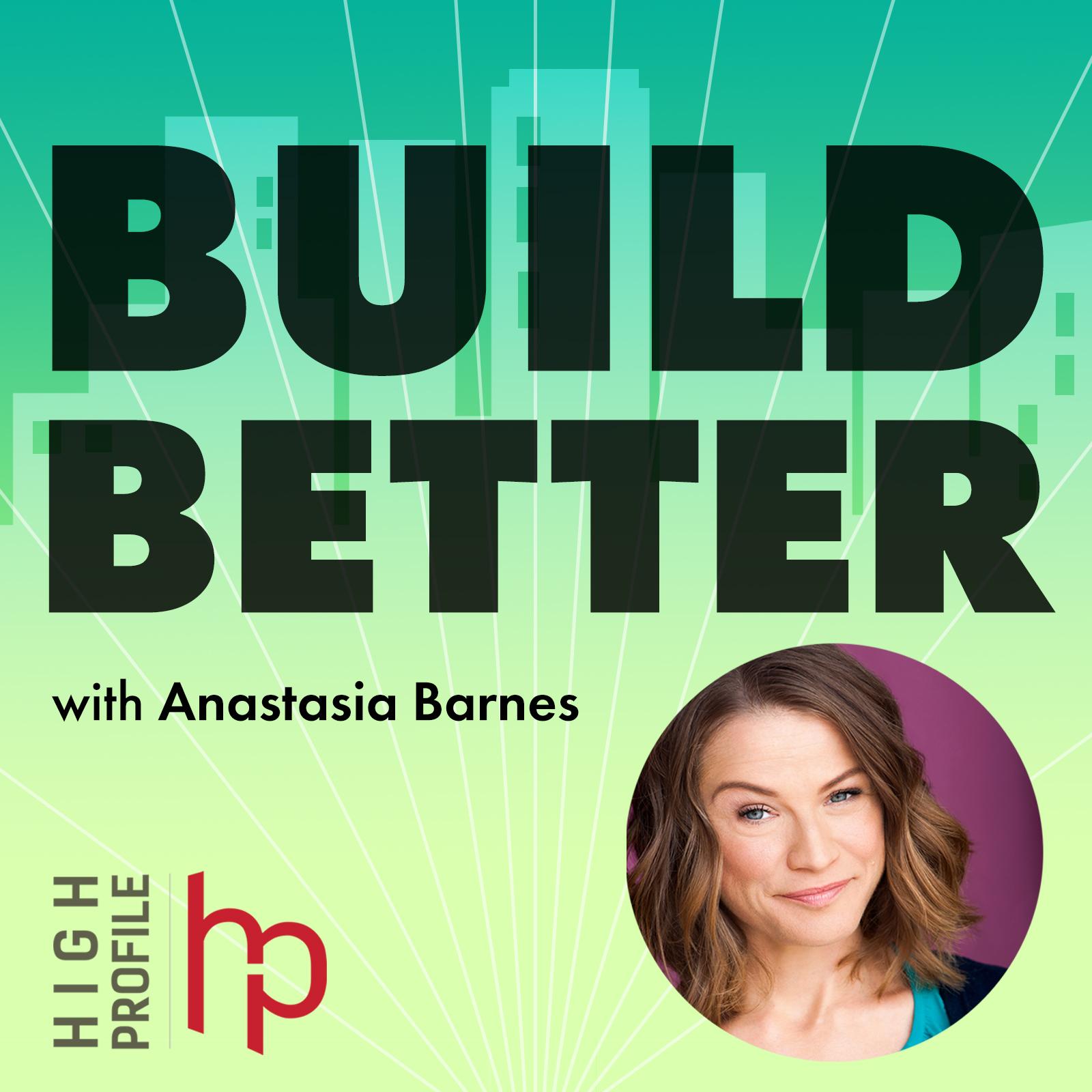 Build Better Podcast Artwork
