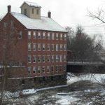 Exterior of  Sugar River Mills