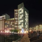 Lovejoy wharf rendering