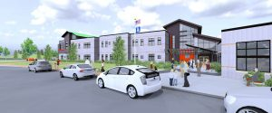 Rendering of Orchard Hill Elementary School in So Windsor
