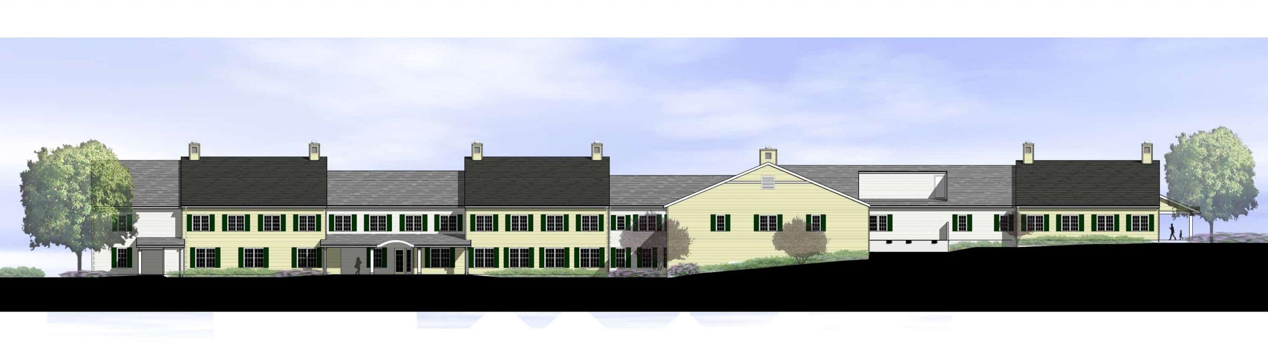 Cedar Hill rendering