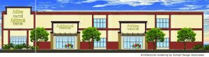 Architectural Rendering of Ashley Furniture