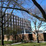 Barus & Holley Hall/Prince Laboratory Building Exterior