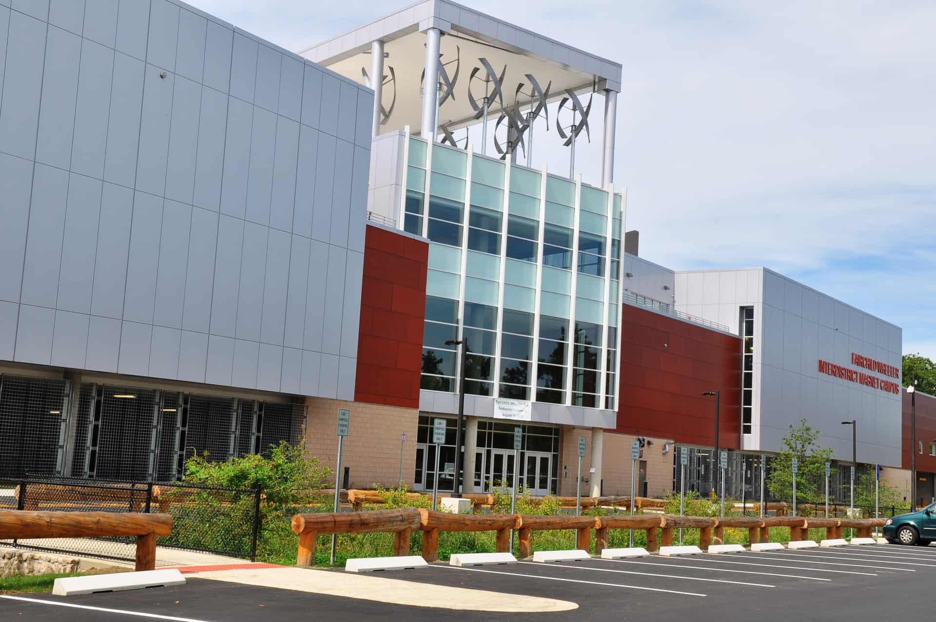 Bridgeport MMHS 2