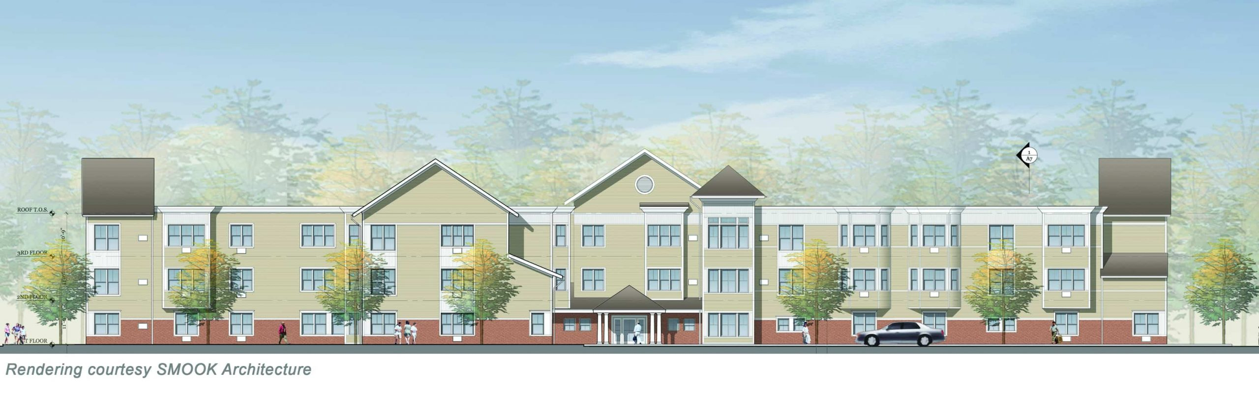 Christopher Heights Architects Rendering