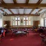 St. Mary's Hall Reading Room Photo:  Boston College
