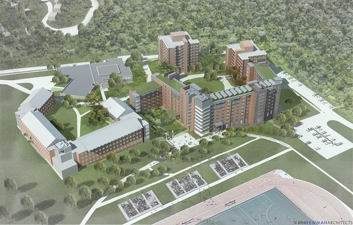 KBE-UConn-STEM-Residence-Hall-Rendering-Courtesy-Newman-Architects-1