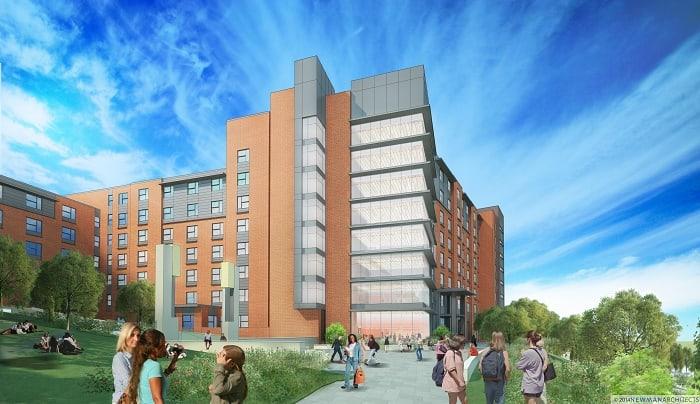 KBE-UConn-STEM-Residence-Hall-Rendering-Courtesy-Newman-Architects-4-300x173