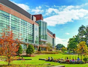 UMASS Amherst, Life Science Laboratories, Location: Amherst MA, Architect: Wilson Architects