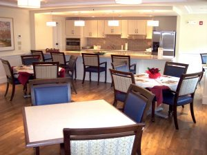 Maplewood-at-Weston Kiitchen & Dining Room