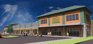 Rendering of Whole Foods in Bedford, NH