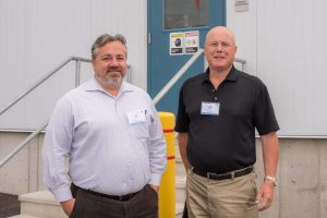 (l-r) RDK Principals, Dan Wall and Gi Martin    © Mike Sears/RDK Engineers
