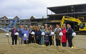 Salem Woods Ground Breaking Eckman Construction