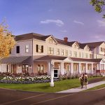 Rendering of The Taconic Hotel