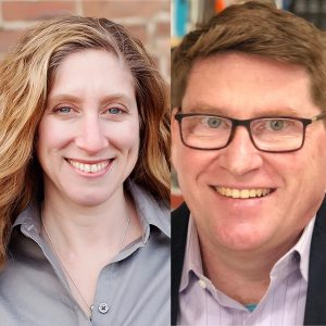 Mark Reed & Stephanie Goldberg, LAB/LSA